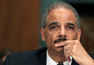 Justice Eric Holder? (Photo by Mark Wilson/Getty Images)