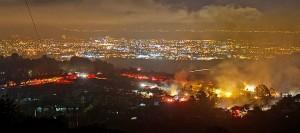 San Bruno pipeline explosion 2