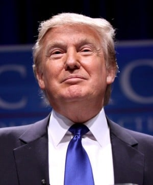 Trump Wikipedia