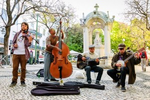 buskers band