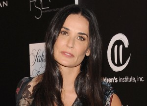 Demi Moore (Photo by Angela Weiss/Getty)