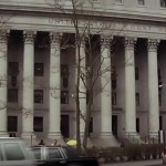 The S.D.N.Y. courthouse, as shown in 'Show Me A Hero.'