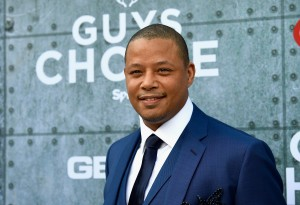 Terrence Howard (Photo by Frazer Harrison/Getty)