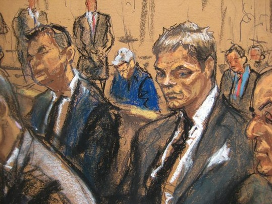 Tom Brady? (Photo via Jane Rosenberg)