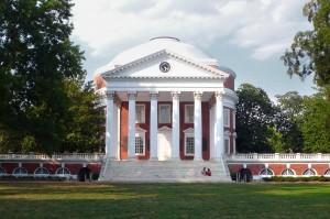UVA University of Virginia rotunda