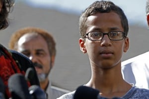 Ahmed Mohamed (Photo by Ben Torres/Getty)