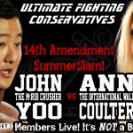John Yoo v Ann Coulter