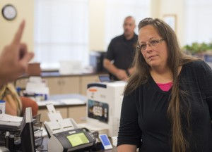 Kim Davis (Photo by Ty Wright/Getty)