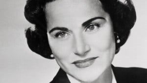 The original Dear Abby, Pauline Phillips. The column is now penned by her daughter, Jeanne Phillips.