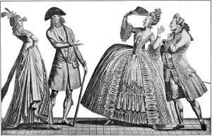 1780s fashion