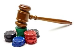 Gambling and the law