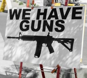 Gun rights yada