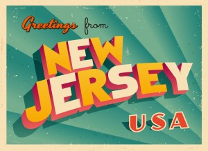 New Jersey Greetings
