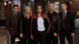Cast of the 17th season of Law & Order: SVU