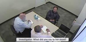 An FBI interrogation (via Wikimedia Commons).