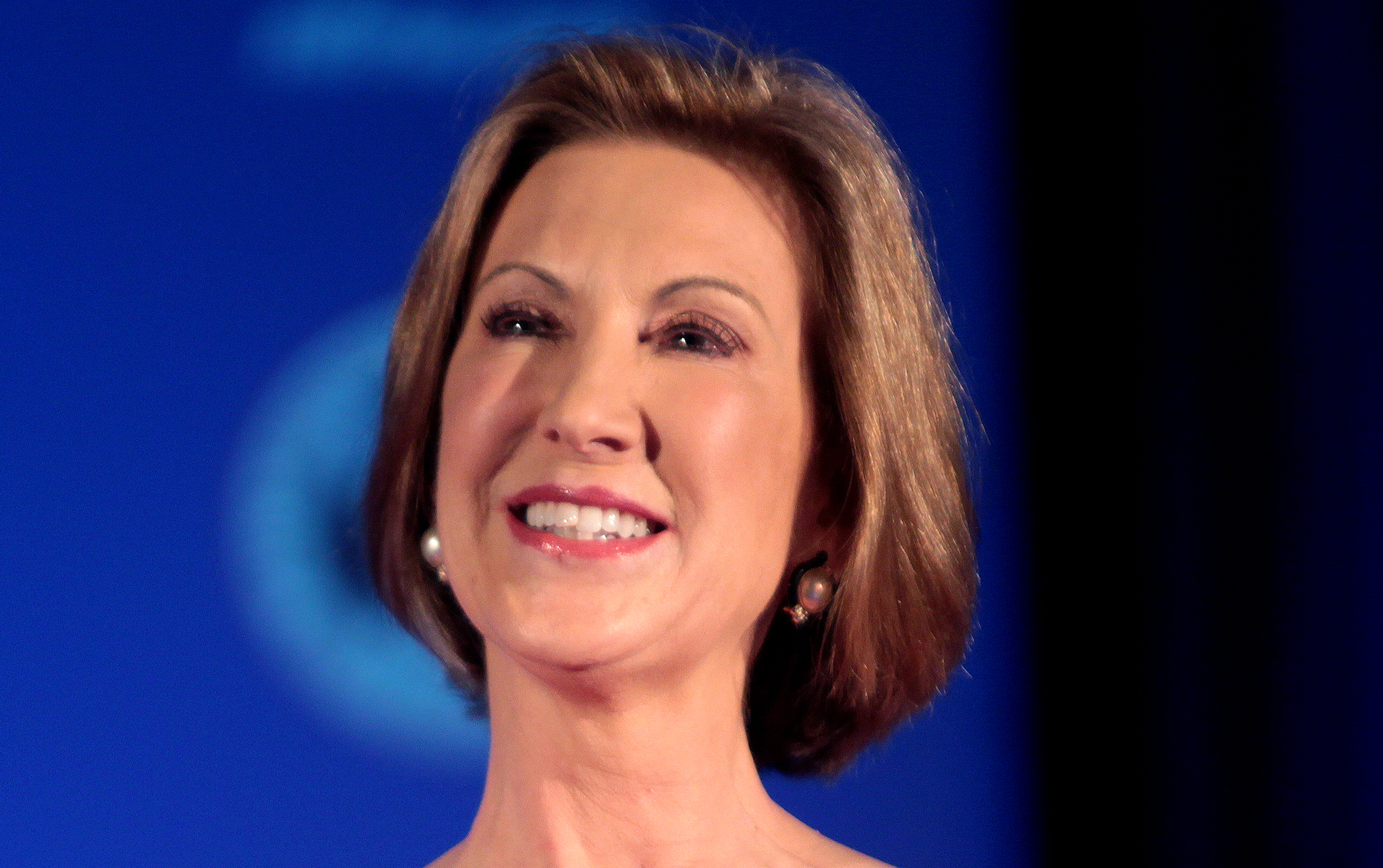Carly Fiorina Carleton Fiorina daughter Judge Joseph Sneed