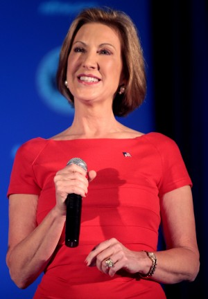 Carly Fiorina (by Gage_Skidmore)