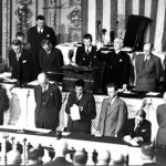 Opening prayer, 80th Congress 1947.