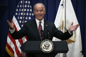 Vice President Joe Biden (Photo by Win McNamee/Getty Images)