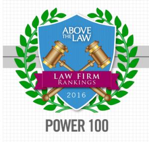 Power 100 2016