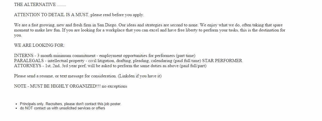 mail format for sending resumes