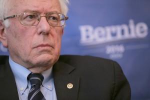Sen. Bernie Sanders (Photo by Chip Somodevilla/Getty)