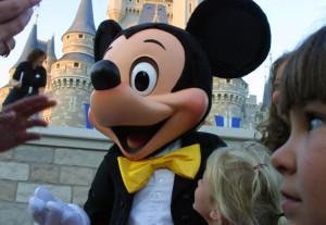 Mickey Mouse Disney RF