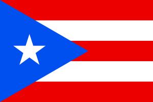 Puerto Rico flag Puerto Rican
