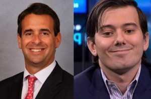 Evan Greebel and Martin Shkreli