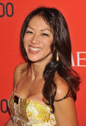 Amy Chua (Photo by Stephen Lovekin/Getty Images for TIME)