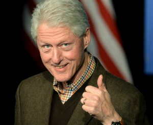 Bill Clinton (Photo by Darren McCollester/Getty Images)