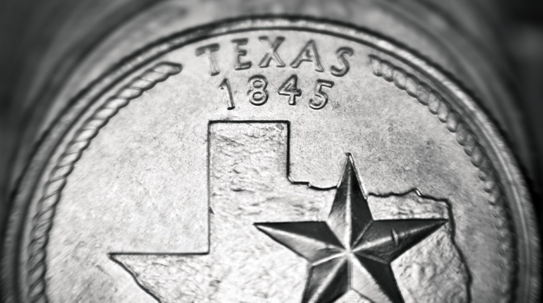 Texas quarter Biglaw bonus money twenty five cents
