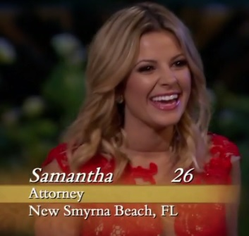Meet Samantha Passmore, 'Bachelor' 2016 Contestant (PHOTOS)