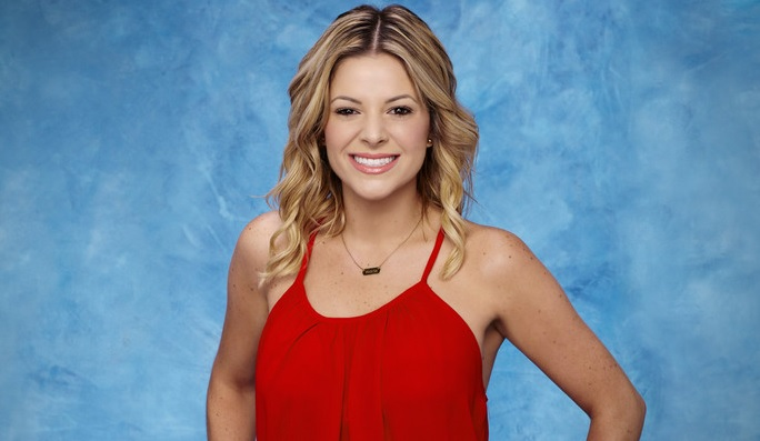 Samantha Passmore (Photo via The Bachelor/ABC)