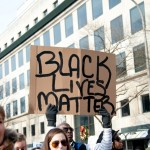 BlackLivesMatter sign