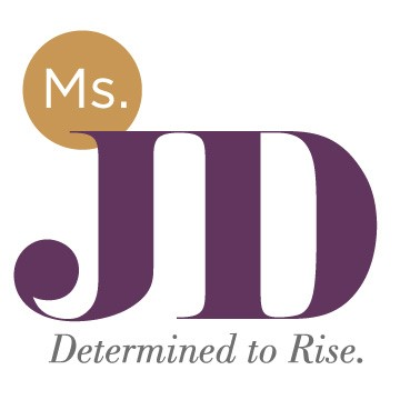 Ms. JD Logo