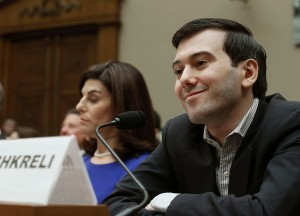 Martin Shkreli (Photo by Mark Wilson/Getty)