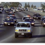 White Bronco Chase