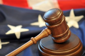 gavel with American flag 300x199 - A Trailblazing Woman Attorney With Staying Power In Government