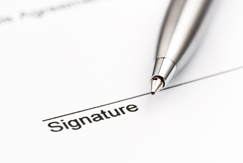 Why Lawyers Need To Understand Electronic Signatures ...