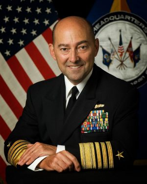 Admr. James Stavridis