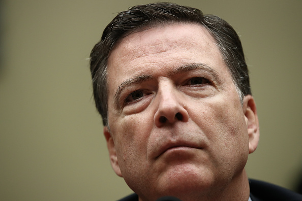 FBI Director James Comey Testifies To House Judiciary On Oversight At The F.B.I.
