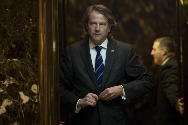 Don McGahn (Photo by Drew Angerer/Getty Images)