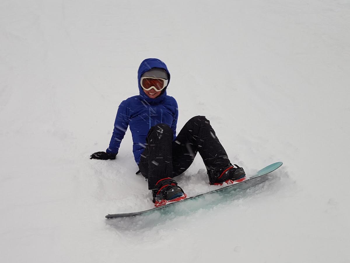Test Case: Shredding Powder and Dignity — I Try ... Shredding Snow
