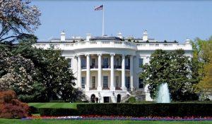 White House by Cezary p via Wikimedia 300x176 - The White House Wedding Tinged With Creepy Overtones
