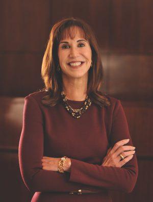 Judge Gail Prudenti, interim dean at Hofstra Law