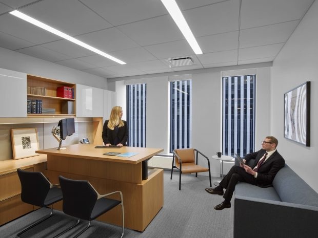 Oh Law Firm >> White & Case Has Built The New 'Modern' Law Firm Office ...