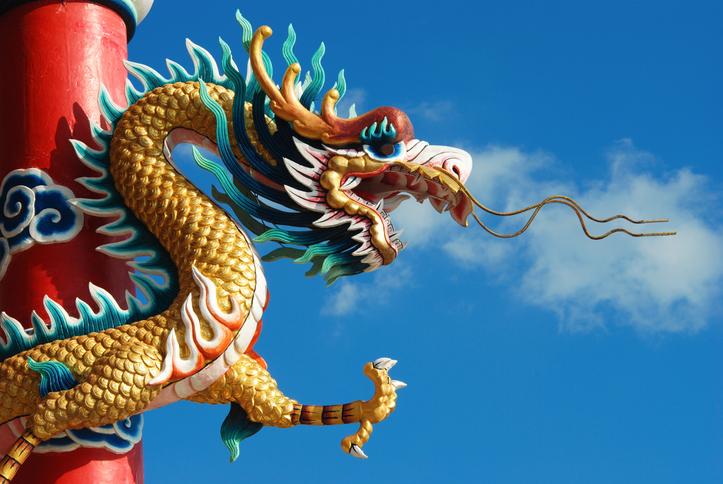 China Dragon: The Soaring IP Dragon: China Cracks Down…