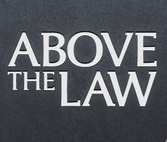 Above the Law Logo - All The Ways You Can Read And Contact Above The Law
