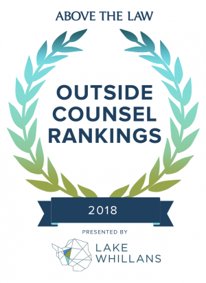 The Outside Counsel Rankings: The Top Law Firms According To In